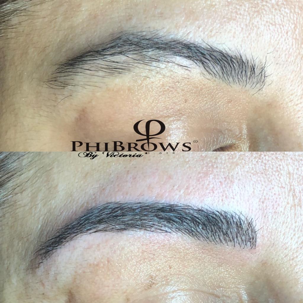microblading leidschendam wenkbrauwen tattooeren permanent makeup phibrows
